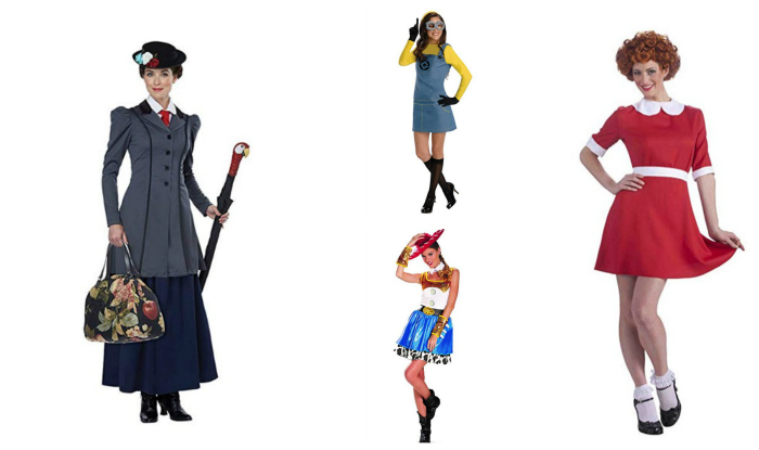 Female Movie Character Costumes for Your Halloween Costumes Broadway