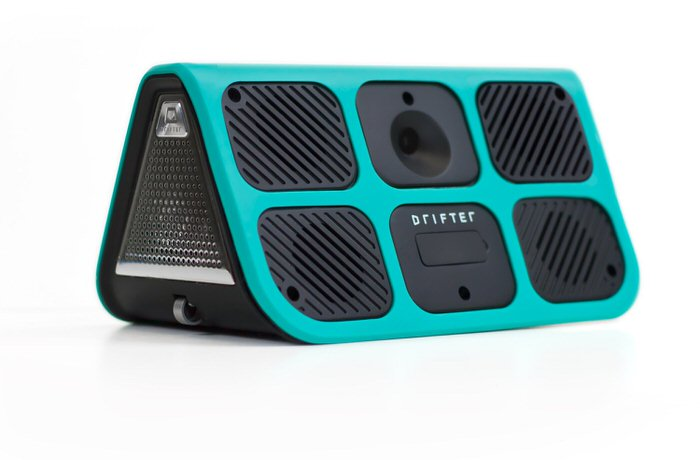 FresheTech Fathers Day Gift guide Drifter Portable Waterproof outdoor Speaker