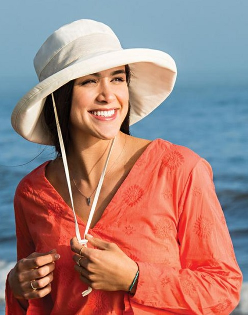 Wallaroo UPF 50 best sun protection hats chin straps chin ties