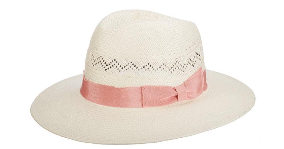 10th street hats Brooklyn Hat Fedora Natural Belair