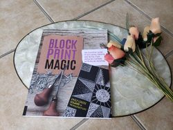 2019 Craft Books and Craft Kits Holiday Gift Guide Block Print Magic