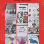 2019 Craft Books and Craft Kits Holiday Gift Guide
