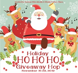 GIveaway Hop button