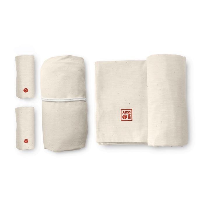aizome pillow cases duvet and bottom sheet