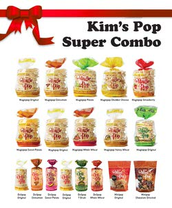 Kim's Magic Pop Combo