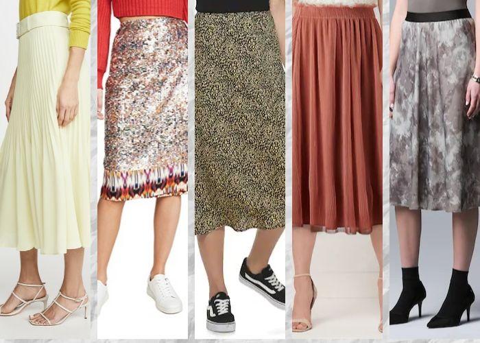 The Top 10 Spring Season Staples Statement Skirt