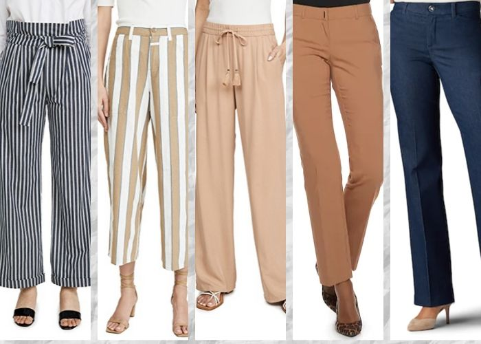 The Top 10 Spring Season Staples Tailored Trousers